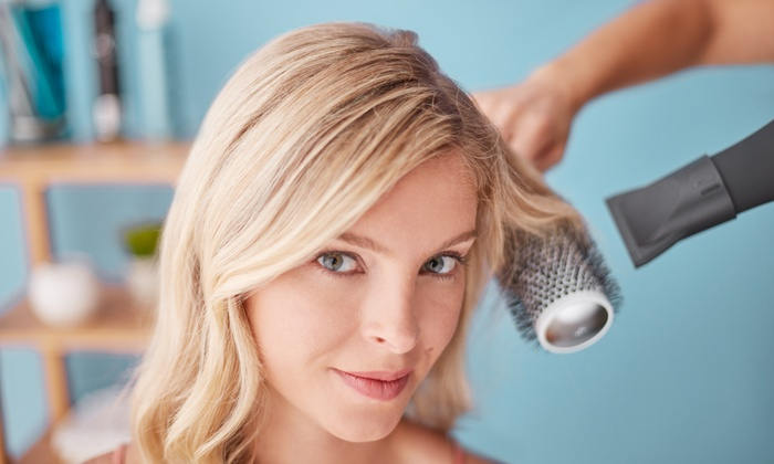 Dija Beauty Salon - Dija Beauty Salon: Up to 58% Off Haircut and style at Dija Beauty Salon