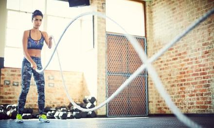 5 o 10 lezioni di CrossFit