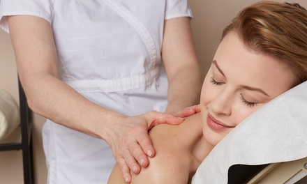 Up to 70% Off Massage of Your Choice at Evolo Spa