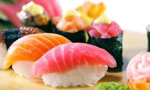 hokkaido: Onbeperkt sushi voor 2, 3 of 4 personen bij Hokkaido