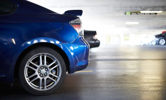 MOT Test or 28-Point Car Service with Oil and Filter Change at G.B. England Garage Services