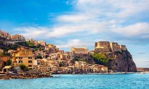 Sea Passion / Flyboard Calabria: Escursione in gommone a Tropea e Capo Vaticano per 2 o 4 persone con Sea Passion / Flyboard Calabria (sconto fino a 57%)