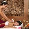 Aromaterapeutyczny masaż tajski