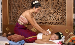 Siam Senses Thai Massage and Day Spa - Phillip: Choice of 60-Minute Massage for 1 ($69) or 2 People ($138) at Siam Senses Thai Massage and Day Spa (Up to $190 Value)