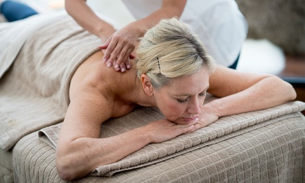 60Minute Relaxation Massage $39 or 90Minute Pamper Package $69 at Evoque Lash Spa Up to $224 Value