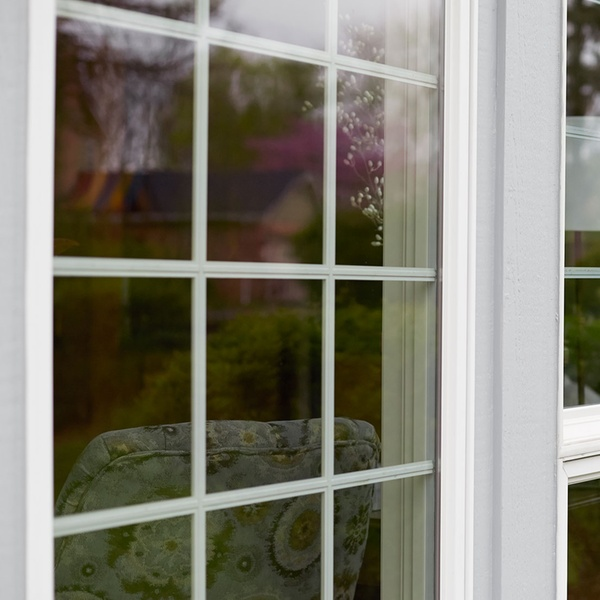 How to wash exterior windows from inside