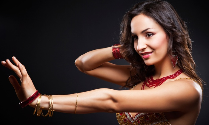 Magnificent Belly Dance - Old Town Manassas: Four or Eight 60-Minute Belly Dance Classes at Magnificent Belly Dance (Up to 51% Off)