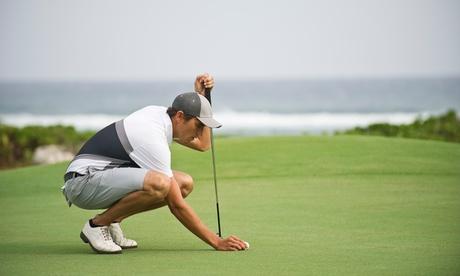 Bautizo de golf con 1 hora de clases para 1 o 2 personas desde 4,95€ en Benalmádena Golf