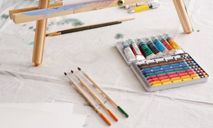 Dynamic E-Course: Contemporary Painting Online Course from Dynamic E-Course (97% Off)