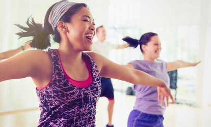 Five or Ten Adult Fitness Classes at YMCA Walthamstow