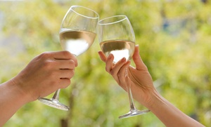 Gard Vintners: Wine Tasting with Bottles of  White Wine for Two or Four at Gard Vintners (Up to 46% Off)