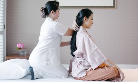 Massage: 30-Min Back, Neck & Shoulder ($25) or 60-Min Full-Body Relaxation for 1 ($39) or 2 ($75) at Seddon Thai Massage