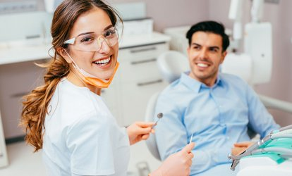 Exam, X-Rays, and Cleaning for One Child or Adult at Colorado <strong>Dental</strong> Offices (Up to 86% Off)