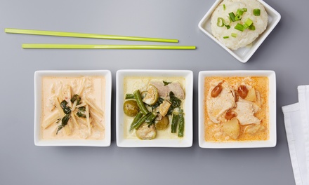 Thai Cooking Class for One or Two from CocuSocial (Up to 24% Off)
