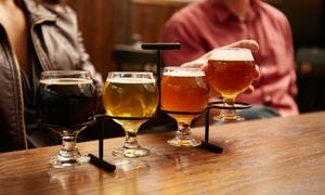 Little Miss Brewing: Brewery Tour with Beer Flights and Growlers for Two, Four, or Six at Little Miss Brewing (Up to 59% Off)