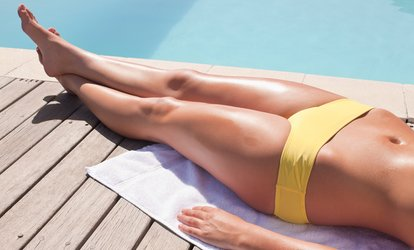 image for Hollywood or Brazilian Wax with Optional Underarm and Half-Leg Wax at Lirio Therapy (Up to 75% Off)