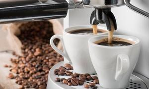 VesYouVio Neapolitan Chic Food Milano Velasca: Fino a 30 caffè al banco o 4 confezioni Caffè Izzo da VesYouVio Neapolitan Chic Food Milano Velasca (sconto fino a 49%)