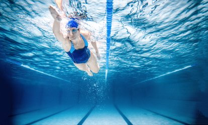 image for Ten Swimming Passes for Indoor Pool at Wildern Leisure Centre (79% Off)
