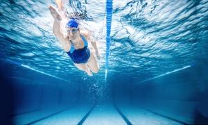 Formello Sporting Club: Uno o 3 mesi di abbonamento nuoto libero e corsi acquagym da Formello Sporting Club (sconto fino a 73%)