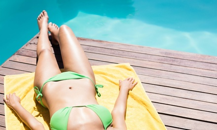 Brazilian Wax or Pamper Package at The TRUTH Full Service Salon (Up to 38% Off)