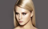 Sesión de peluquería completa con opción a tinte y/o mechas y alisado queratina desde 19,90 € en K&M Peluqueros