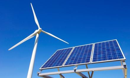 Máster en energías renovables y gestión del medio ambiente y notario europeo por 119 € con European Quality
