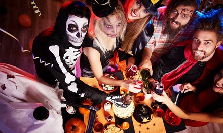 $5 for Single-Day General Admission for One to Halloween Pub Crawl on 10/27/18 ($10 Value)