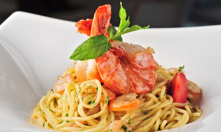 $22 for $40 Worth of Italian Food and Drink for Four at Valentino's Ristorante