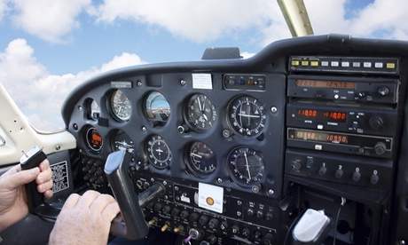90-Minute Flight Lesson with Ground School for One or Two at ImagineAir Flight Training (Up to 50% Off) 329834c9-0ea1-408f-92a5-5ff7a41817b6