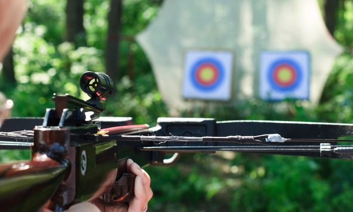 Two-Hour Archery Experience for One or Two at Joe's Bows