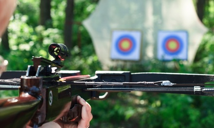 One-Hour Crossbow Target Practice