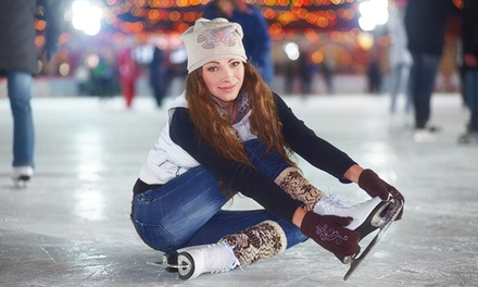 Ice Skating Session with Skate Hire for Two or Four at Bradford Ice Arena
