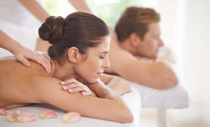 34% Off Couple's Massage at Mystic Float & Wellness Center