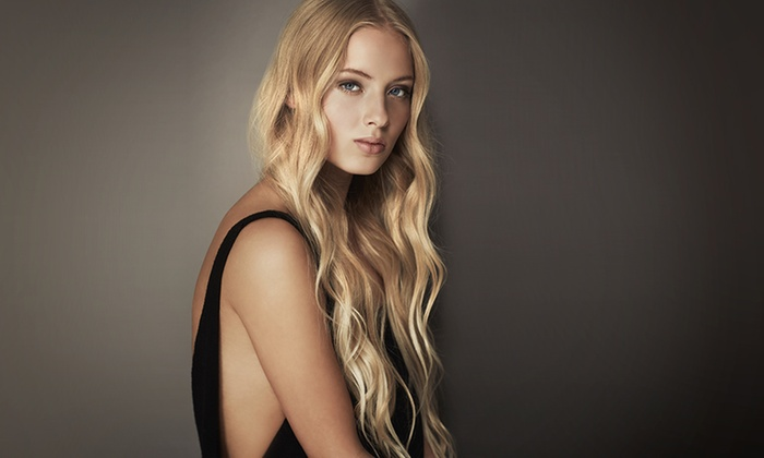 Hair Care Packages from Brooke at Charisma Salon (Up to 77% Off). Seven Options Available.