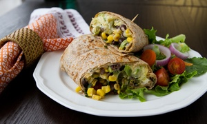 The Health Nuts: $12 for Two Groupons, Each Good for $10 Worth of Café Food, Juice, and Smoothies at The Health Nuts ($20 Total Value)