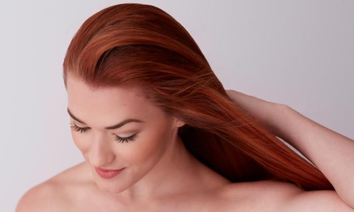 Shayna Zara's Enhancements - Summerhaven: Global Keratin Treatment With Optional Haircut Shayna Zara's Enhancements (Up to 56% Off)