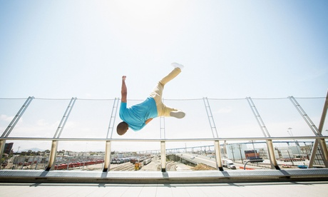 One or Three Training Classes for Ninja Warrior/Parkour at Get a Better Body Fitness (Up to 50% Off) 49254471-8de9-4e29-9d81-dd2788a49a6f