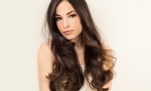 Frankie & Freya Hair Design: $49 for Five Sessions of Wash and Blow-Dry at Frankie & Freya Hair Design (Up to $225 Value)