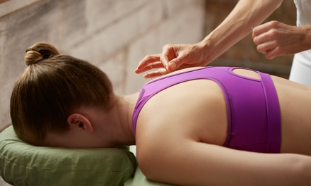 One Acupuncture Treatment with Consultation at J Acupuncture (Up to 80% Off)