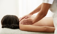 Choice of a 30- or 60-Minute Massage at Natural Nomad Holistic Therapies (Up to 60% Off)