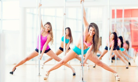$10 for Introduction to Sexy Pole or Pussycat Dance at Sedusa Studios ($25 Value)