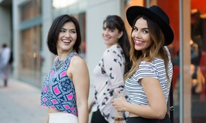 Houston Shopping Tours: 3-Hour Sip, Shop, and Stroll Walking Tour for One, Two, or Four at Houston Shopping Tours (Up to 50% Off)