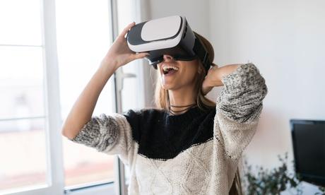 Experiencia de realidad virtual de 30 o 60 minutos para 1 o 2 personas desde 7,99 € en Virtuality Mollet Oferta en Groupon