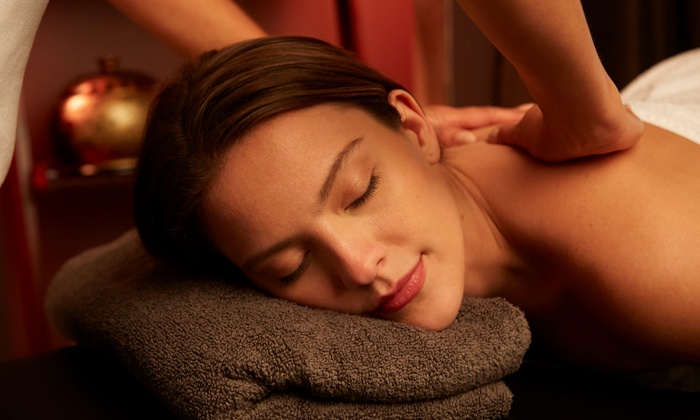 Breathe Natural Health Therapies - Glasgow: Full Body or Back, Neck, Shoulder Massage, Optional Express Facial at Breathe Natural Health Therapies (Up to 62% Off)