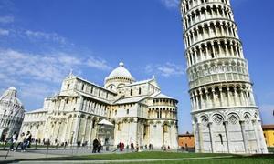 Tra arte e gusto a Pisa