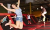 Up to 45% Off Jump Passes and Party Package at Adventure Zone