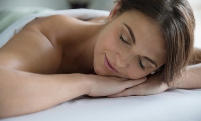 image for Facial, Swedish Massage or Hot Stone Massage at Enzo Beauty (Up to 63% Off)