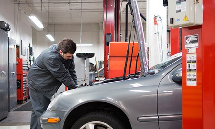 $59 for A/C Re-Gas and Leak Detection for One Car at Pine Ridge Mechanical (Up to $264 Value)