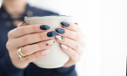 Gel Nails on the Hands, Feet or Both at Beauty Enhanced (38% Off)