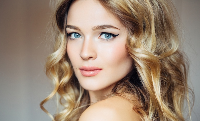 Half Head of Highlights or Full Head of Colour with Wash, Cut, Blow-Dry and Condition at Kensington Skin Care (77% Off)
